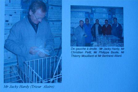 Photographies de Jacky Hardy et des organisateurs de l'exposition de Woincourt